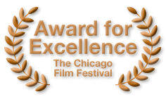 Award for Excellence - The Chicago Film Festival