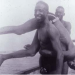 Cool Papa Bell, Leroy Matlock and Satchel Paige  in the Dominican Republic - 1937 thumbnail