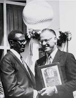 Hall of Fame Induction - 1971